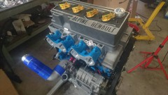 17TS Supercharged Engine